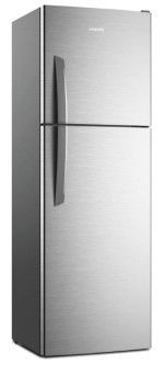 270L Double Doors Top-freezer Low Power Frost Free No Frost Refrigerator For Home Appliance ROHS Certificated
